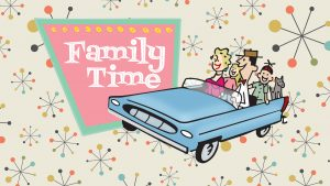 Family Time Graphic